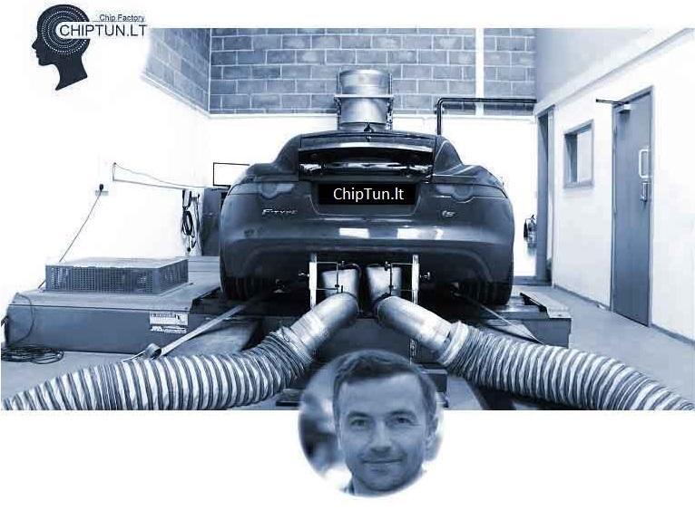 dyzeliniu variklio galios didinimas